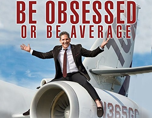 Be obsessed or be Average by Grant Cardone – book review