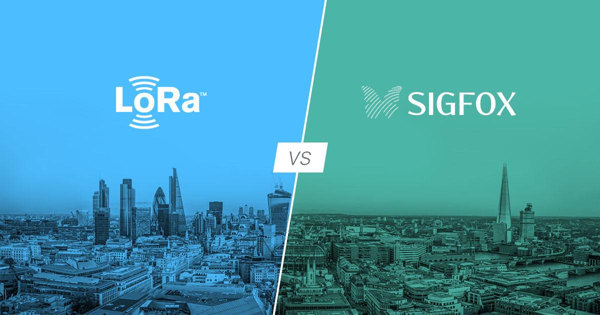 NEWS: LoRa vs SigFox news note and SigFox problems