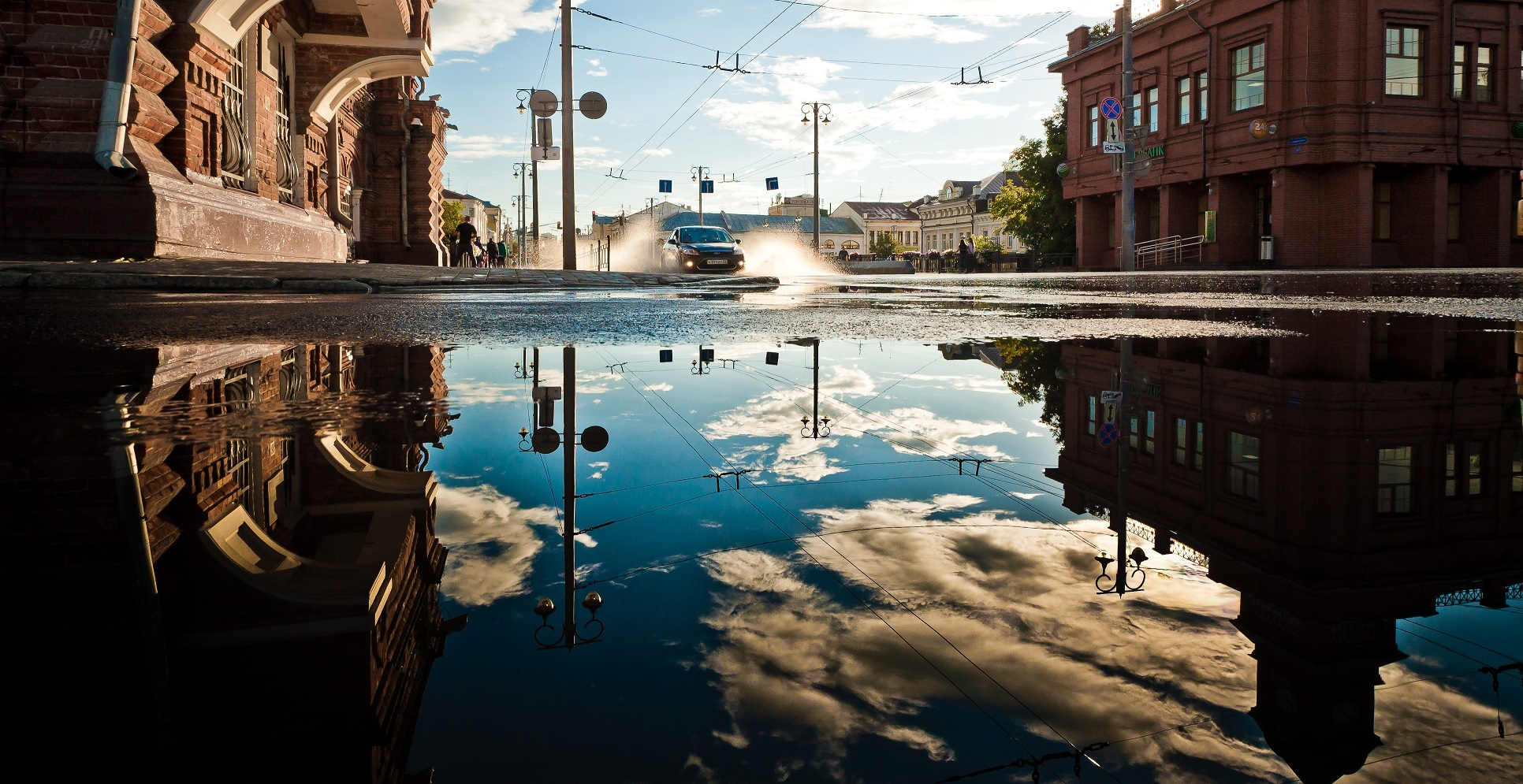 Community funded IoT sensors and flood prevention