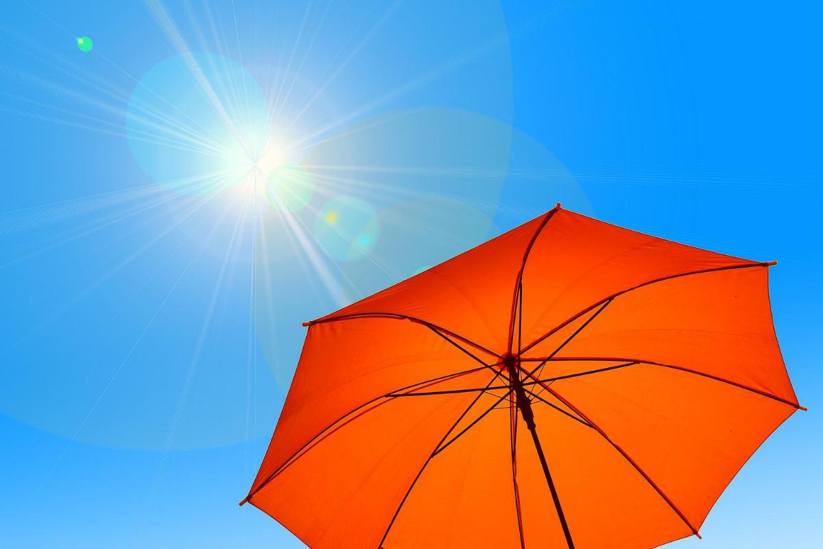 sun radiation 2